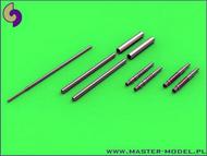 Master Models  1/32 Fw.190A-2 - A5 armament set (MG 17 barrel tip MR32063