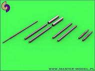 Master Models  1/32 Fw.190A-6 armament set (MG 17 barrel tips, MG MR32064