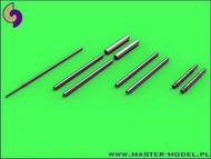 Master Models  1/32 Fw.190A-7 - A9 armament set (MG 131 barrel ti MR32065