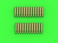 M1919 Browning .30 caliber (7.62mm) - empty shells (25pcs) #MSTGM35022