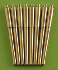 Master Models  1/700 381mm barrels without blastbags for Queen Eli MST700013