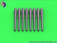 Master Models  1/700 USN 16in/45 (40.6 cm) Mark 1 barrels - for tu SM700040