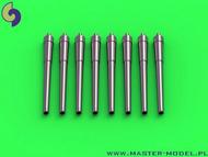 Master Models  1/700 USN 16in/45 (40.6 cm) Mark 1 barrels - for tu SM700041