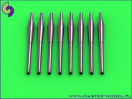 Master Models  1/700 British 4.7in/45 (120mm) QF Marks IX and XII SM700042