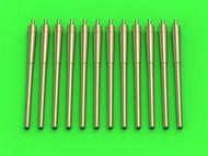 Master Models  1/700 USN 14in/50 (35,6 cm) gun barrels - for turre SM700050