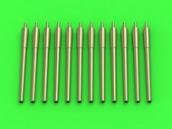 Master Models  1/700 USN 14in/50 (35,6 cm) gun barrels - for turre SM700051