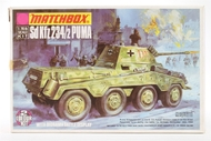 Matchbox  1/76 Collection - Puma Armored Car MB076