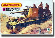 Matchbox  1/76 Sd.Kfz.124 Wespe MB077