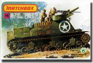 Matchbox  1/76 M7B1 Priest 105mm SP Carriage MB089