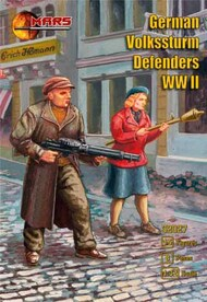 WWII German Volkssturm Defenders (15) MAF32027