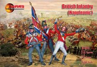 Napoleonic British Infantry (12) MAF32032