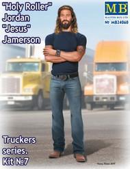 Masterbox Models  1/24 Jordan Jesus Jamerson Trucker Standing w/Arms Crossed MTB24060