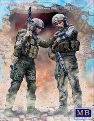 Modern War Route Change Elite Unit Male & Female Soldiers - Pre-Order Item #MTB24068