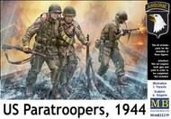 US Paratroopers w/Ammunition 1944 (3) #MTB35219