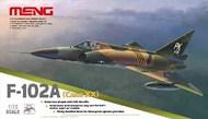 F-102A (Case XX) Supersonic Interceptor #MGKDS5