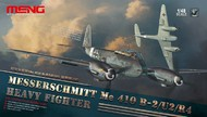 MENG Models  1/48 Messerschmitt Me410B2/U2/R4 Heavy Fighter MGKLS04