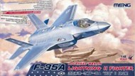 MENG Models  1/48 F-35A Lightning II Fighter MGKLS07