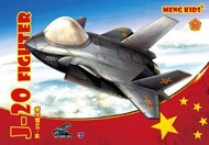 MENG Models  Unknown J-20 Fighter MGKMP05