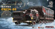 MENG Models  1/100 Transport Truck CN114-03 (from The Wandering Earth movie) MGKMS001