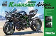 MENG Models  1/9 Kawasaki Ninji H2R Motorcycle (Snap) (New Tool) MGKMT001