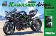 MENG Models  1/9 Kawasaki Ninji H2R Motorcycle (Snap) (New Tool) MGKMT1