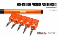 High-Strength Precision Push Broaches (Scribing Tips/Chisels) #MGKMTS033