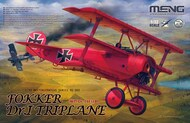 MENG Models  1/32 Fokker Dr.I Triplane flown by Manfred von Richthofen, the .Red Baron' MGKQS002