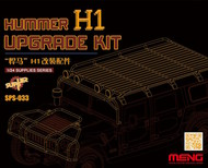 MENG Models  1/24 Hummer Hi Upgrade Kit MGKSPS33