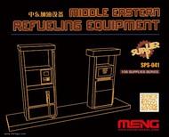 MENG Models  1/35 Middle Eastern Refueling Equipment (Resin) MGKSPS41