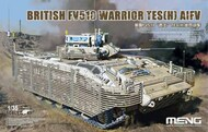British FV510 Warrior TES(H) (AIFV) Armored Infantry Fighting Vehicle (New Tool) #MGKSS17