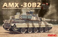 MENG Models  1/35 AMX30B2 French Main Battle Tank MGKTS13