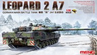 MENG Models  1/35 Leopard 2 A7 German Main Battle Tank MGKTS27