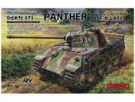 MENG Models  1/35 Sd.Kfz 171 Panther Ausf A Late German Medium Tank MGKTS35