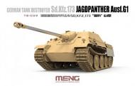 MENG Models  1/35 Jagdpanther Ausf.G-1 Sd.Kfz.173 MGKTS39
