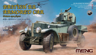 MENG Models  1/35 British R-R Armored Car Pattern 1914/1920 MGKVS10