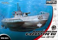 Warship Builder - U-Boat Type VII #MGKWB003