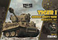 MENG Models  Unknown Tiger I Heavy Tank MGKWT01