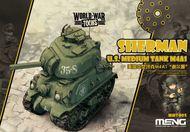 MENG Models  Unknown M4A1 Sherman MGKWT02