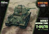 MENG Models  Unknown Soviet Medium Tank T-34/76 MGKWT06