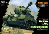 MENG Models  Unknown U.S. Heavy Tank M26 Pershing MGKWT10