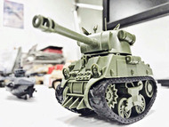 Meng World War Toons - British Sherman Firefly #MGKWWT008