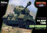 Meng World War Toons - M26 Pershing US Heavy Tank #MGKWWT010