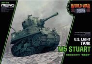 Meng World War Toons - US Light Tank M5 Stuart #MGKWWT012