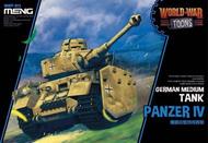 Meng World War Toons - German Medium Tank Panzer IV #MGKWWT013