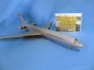 Tupolev Tu-134 Details #MDMD14426