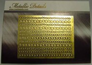 Metallic Details  1/32 Maple leaves (flora) MDMD3511