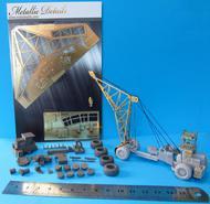 Metallic Details  1/144 1960's Aircraft Recovery Crane NS60 MDMDR14409