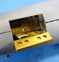 Consolidated B-24D/B-24J Liberator wheel bay detailing set #MDMDR3202