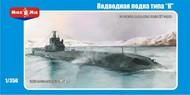 Micro-Mir  1/350 Soviet K21 WW2 Submarine MCK350003