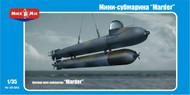 Micro-Mir  1/35 German Marder Mini Submarine MCK35002